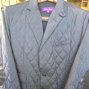 Ralph Lauren Purple Label Other - Ralph Lauren Purple Label navy quilted jacket - XL