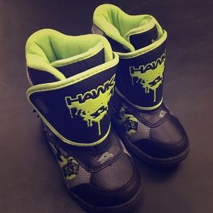 TONY HAWK Water Proof Winter Warm Toddler Boots