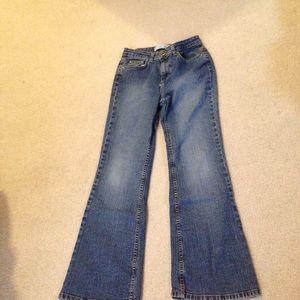 Old Navy Other - Final price Light wash flair jeans!