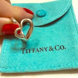 Tiffany & Co. Jewelry - Elsa Peretti Open Heart Ring