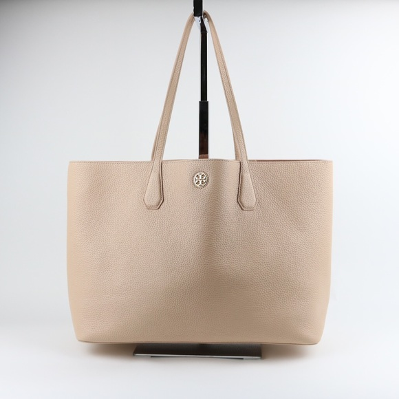 33226aafab0 Tory Burch Perry Tote Light Oak. M 58547363620ff7008500278d