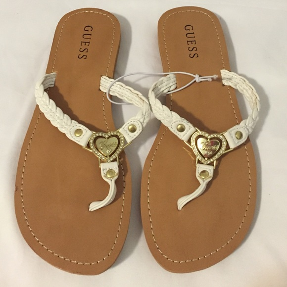 cc353ed6ea46 Guess Shoes - 💌Guess Slippers Size 7