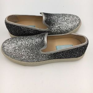 betsy johnson  Shoes - NEW Women's Sequin Slip On Betsy Johnson shoes