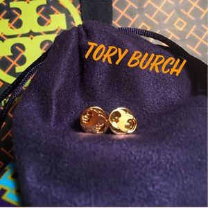 SALENWOT % Authentic Tory Burch Earrings