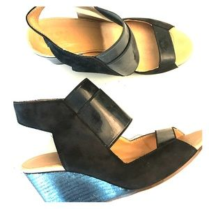 Maison Margiela Shoes - Maison Margiela Slingback Wedge !!!