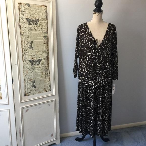Maggy London Dresses Sale Plus Size Dress Sz 24w Nwt Poshmark