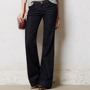 Highway Jeans Denim - NWT HIGHWAY JEANS wide leg flare