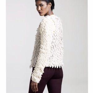 Rag & Bone Shaggy Sweater Jacket