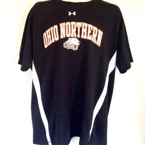 Under Armour Other - Under Armour Ohio Northern Loose Fit Heat Gear XL
