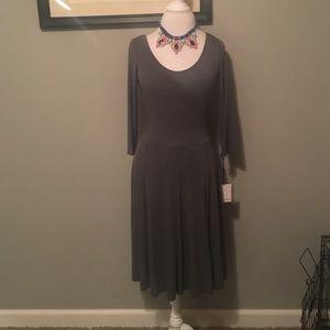 Calvin Klein Jersey Dress