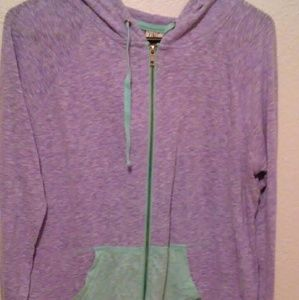 Zunie Tops - Zip up hoodie from Zumies.