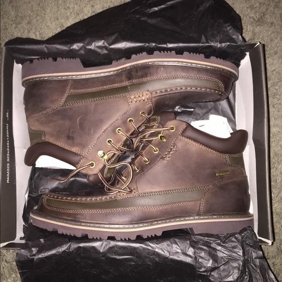Rockport Shoes | Rockport Gb Moc Mid Wp