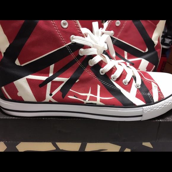 1770e4a9271 Converse Other - Converse • Eddie Van Halen Edition