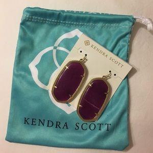 """Kendra Scott """"Danielle"""" - Large Oval Earrings"""