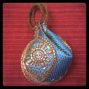 Handbags - Beaded Indian evening bag