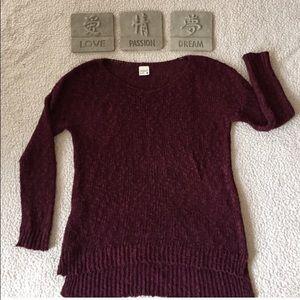 Full Tilt Sweaters - Full Tilt pullover sweater