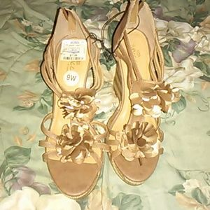 Sbicca Shoes - Wedge Sandals