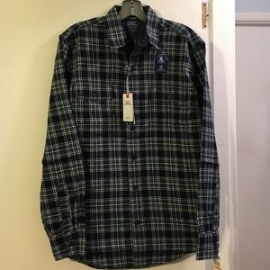 Izod Other - Izod saltwater relaxed classics plaid shirt