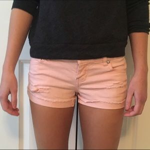 Fire Los Angeles Pants - Pink Shorts