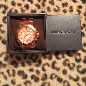 AUTHENTIC Michael KORS Chronograph Watch