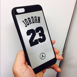 i7 Shock defense 23 Jordan mirror case