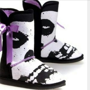Iron Fist Shoes - HIGH BOOTS IRON FIST MISFITS FULGY BOOT