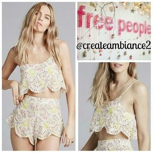 Free People So Much Fun Cami