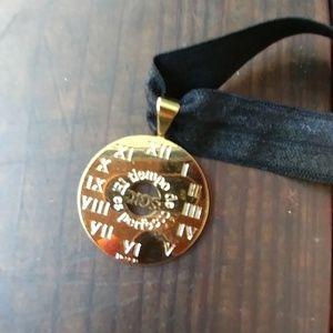 Jewelry - NEW 18k gold plated statement chocker necklace