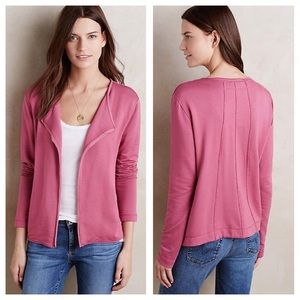 Anthropologie Reading Room Cardigan By Bordeaux