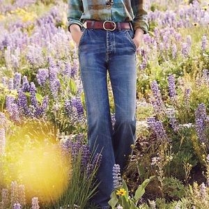 Anthropologie Denim - Anthropologie COH High-Rise Flare Jeans