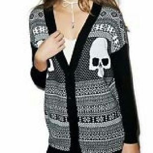 Iron Fist Sweaters - The Christmas Boyfriend Cardigan by Iron Fist