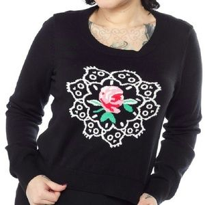 Iron Fist Sweaters - 🌹 Ring Around The Rosie Sweater from Iron Fist