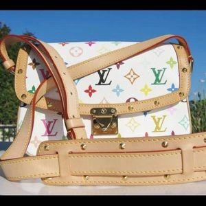 Louis Vuitton Handbags - ✨Like New✨LOUIS VUITTON Multicolore Sologne Bag