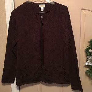 Talbots size medium cardigan