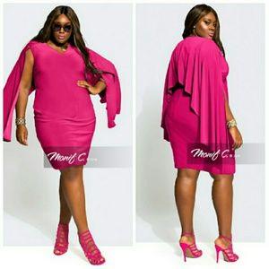 Monif C. Dresses & Skirts - 💋MonifC Miley Cape Dress