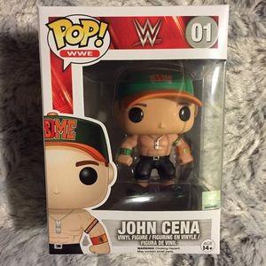 FUNKO POP WWE John Cena Vinyl Figure