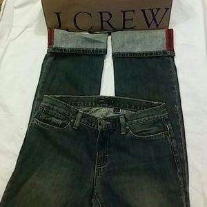 J Crew Jeans Size 4