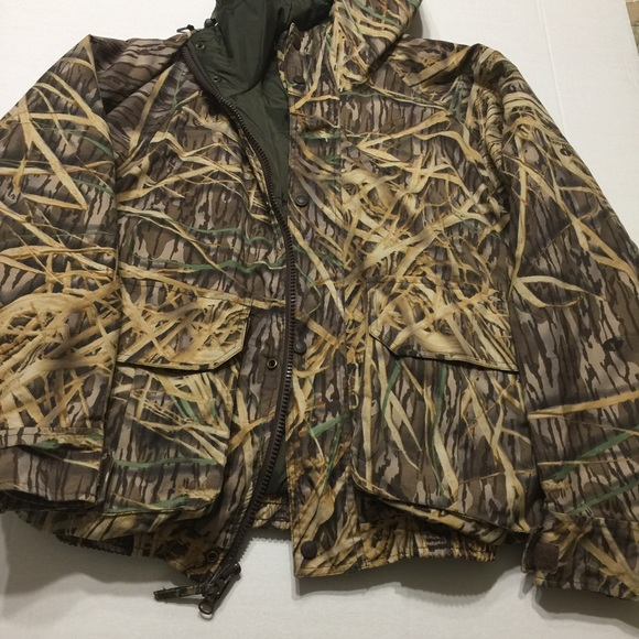 90222cfc87b cabelas Other - Cabelas Mossy Oak Insulated Hunting Jacket Size S