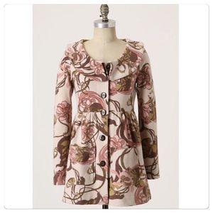 🚫Sold🚫 Anthropologie Kirklees Sweater Coat