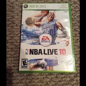 Other - NBA Live 10