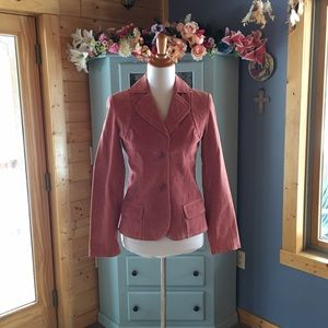 Cherokee Jackets & Blazers - SUEDE LEATHER Jacket. NEW!! Gorgeous & Washable