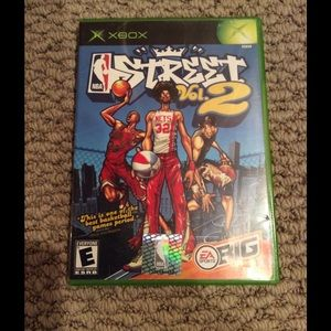 Other - NBA Street Vol 2