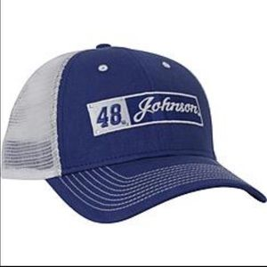 NASCAR Accessories - NEW NASCAR Womens Hat Jimmie Johnson Snap Back