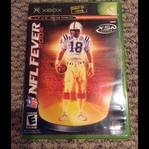 Other - NFL Fever 04