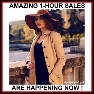 Boutique Pants - ❗AMAZING 1-HOUR SALES❗ARE HAPPENING NOW!
