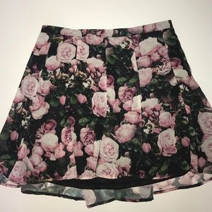 Show me your mumu floral skirt - tags still on