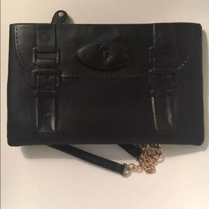 Handbags - New Black slim handbag/baguette.