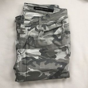 Black Orchid Denim - Black orchid camo jeans