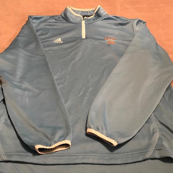 reputable site 8646a 33996 Adidas Tops - Blue Adidas Tennessee Lady Vols pullover