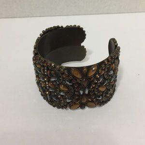 Sorrelli Jewelry - SORRELLI **CRYSTAL CUFF execelente condition ❤️